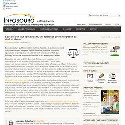 Éducaloi : un tout nouveau site, une référence pour l'intégration du droit en classe