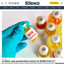 La r?f?rence de l'actualit? scientifique.