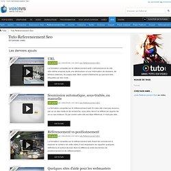tutoriel video pour apprendre Referencement Seo