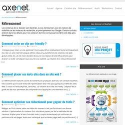Référencement > AxeNet.fr