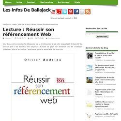 Lecture : Réussir son référencement Web