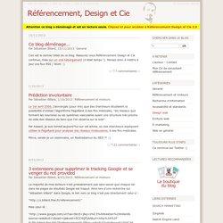 R?f?rencement, Design et Cie