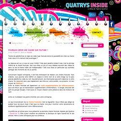 Quatrys Inside : Référencement, Design, Développement Web, Communication Web. Quatrys, votre agence Web du Tarn
