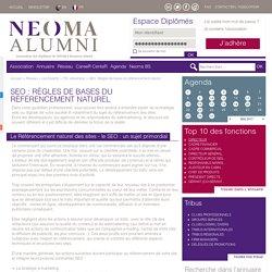SEO : Règles de bases du référencement naturel - TIC, ebusiness - Les Experts - Réseau  neoma-alumni.com