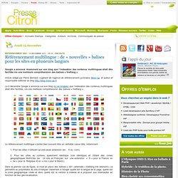 Optimiser le référencement d'un site multilingue avec les nouvelles balises Google