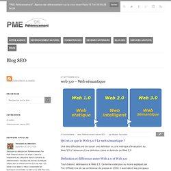 Blog SEO, le référencement naturel et le web 3.0, tutoriel gratuit