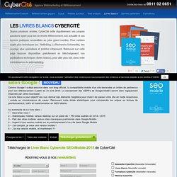Livre blanc référencement – livre blanc SEO – livre blanc netlinking – livre blanc Google +