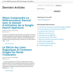 SEO DECOLLAGE IMMEDIAT | Optimisation et Référencement de Sites WebSEO DECOLLAGE IMMEDIAT