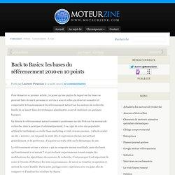 référencement naturel site web popularité netlinking réseaux sociaux