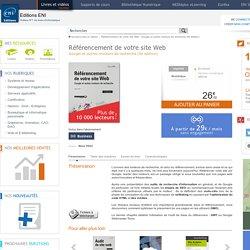 Livre Référencement de votre site Web - Google et autres moteurs de recherche (5e édition)