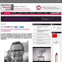 Un site web pour référencer les tests cosmétiques