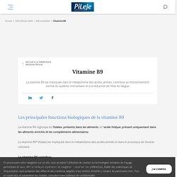Vitamine B9 : Rôle, Références Nutritionnelles, Sources & Apports