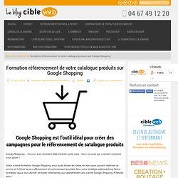 Référencez votre catalogue produits avec Google Shopping