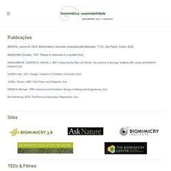 referências - Biomimética