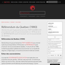 Référendum du Québec (1980)