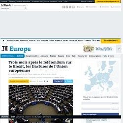 Les multiples divisions de l'Union européenne
