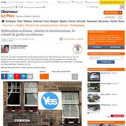 Référendum en Écosse : derrière le sécessionnisme, la volonté de garder ses richesses