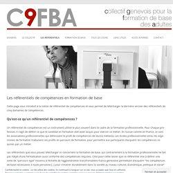 Collectif genevois pour la formation de base des adultes C9FBA