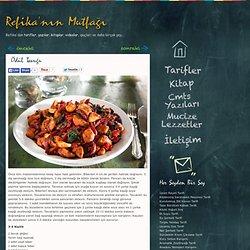Refika'nın Mutfağı'ndan tavuk tarifi - Ödül tavuğuRefika'nın Mutfağı