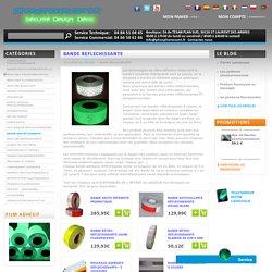 BANDE REFLECHISSANTE - Phosphorescent