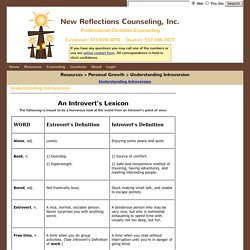 New Reflections Counseling