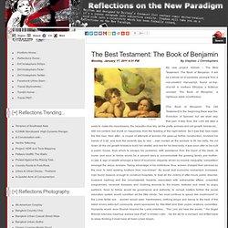 The Best Testament: The Book of Benjamin