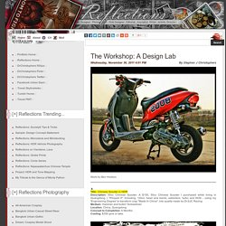 The Workshop: A Design Lab