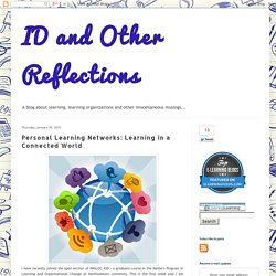 Learning in a Connected World