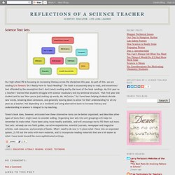 Science Text Sets