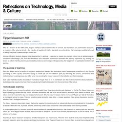 Reflections on Technology, Media & Culture