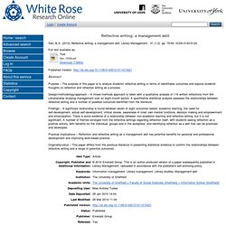 ross essay analysis 2011 This site is for jfross grade 9 academic students and their teachers.