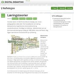 Refleksjon / Digitaldidaktikk