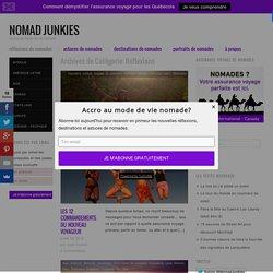 Réflexions Archives - Nomad Junkies