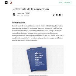 Réflexivité de la conception - Collectif Bam - Medium