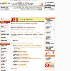 Reflexología - Curso gratis de enplenitud.com