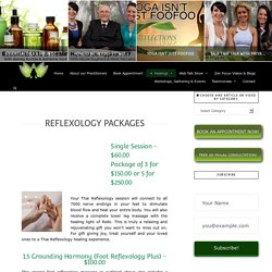 Benefits Of Reflexology Therapy In Burlington
