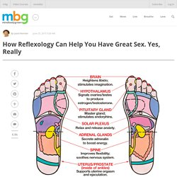 How Reflexology Can Help You Have Great Sex. Yes, Really - mindbodygreen.com