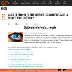 Guide de Refonte de site Internet : Comment réussir la refonte d'un site web ?