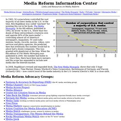 Media Reform Information Center
