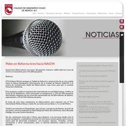 Colegio de Ingenieros Civiles de México, A.C.