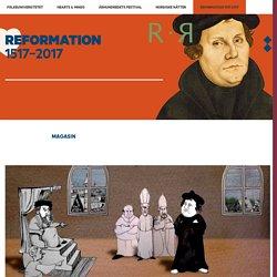 REFORMATION 1517-2017 - Digitalt undervisningsmateriale