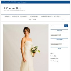 Reformation: The Rise of Eco-Friendly Wedding Dresses