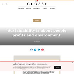 Reformation's Yael Aflalo: 'Sustainability is about people, profits and environment' – Glossy