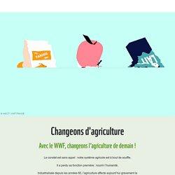 Réforme de la PAC : changeons d'agriculture