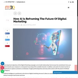 How AI Is Reframing The Future Of Digital Marketing