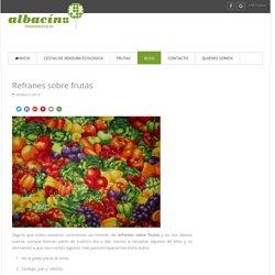 Blog frutasdelcinca.es