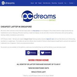 Refresh Cheap Laptops, Tablets- Promotion Deals