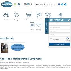 Cool Room Refrigeration Equipment