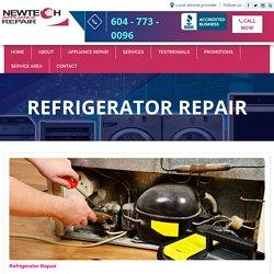 refrigeration repair Vancouver