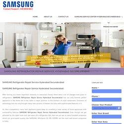 SAMSUNG Refrigerator Repair Service Hyderabad Secunderabad - SAMSUNG Services